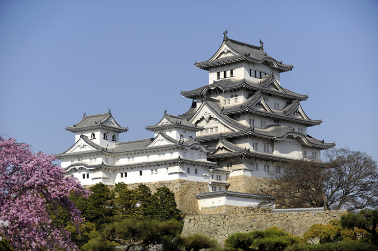Himeji Castle, one of the best places to experience traditional Japan