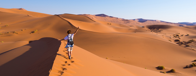 10 Interesting Facts about the Namib Sand Dunes