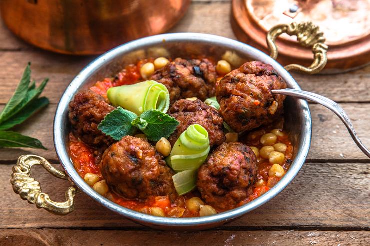 Kofte, Turkish meatballs