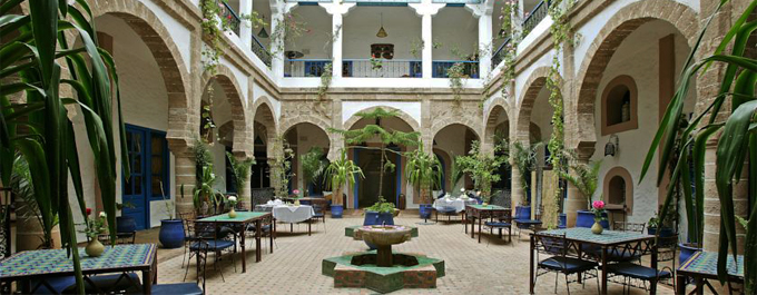 What to Expect When Staying in a Moroccan Riad