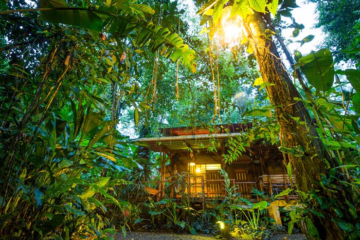 Eco Lodge in Puerto Viejo, Costa Rica