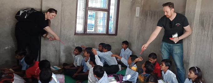 How We're Supporting Schools in India