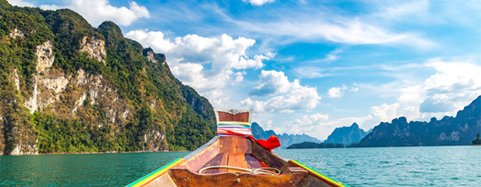 Top Five Activities in Beautiful Khao Sok National Park