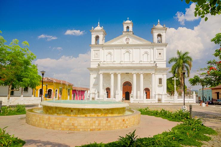 Suchitoto is the cultural capital of El Salvador