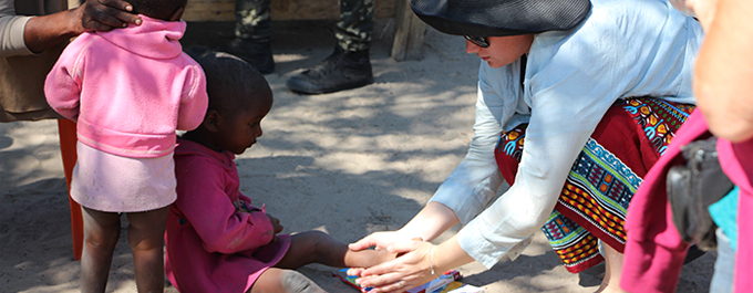 Hope For Boro: Making a Difference in Botswana