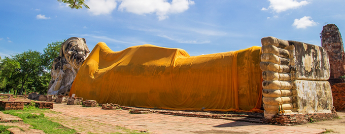 Six Ruins You Need To See in Ayutthaya