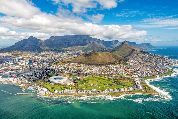 Cape Town, the real-life alternative to Wakanda and one of the fictional places you can actually visit