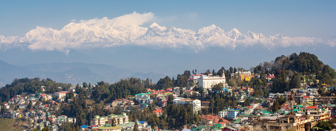 Top Five Hill Stations to Visit in India