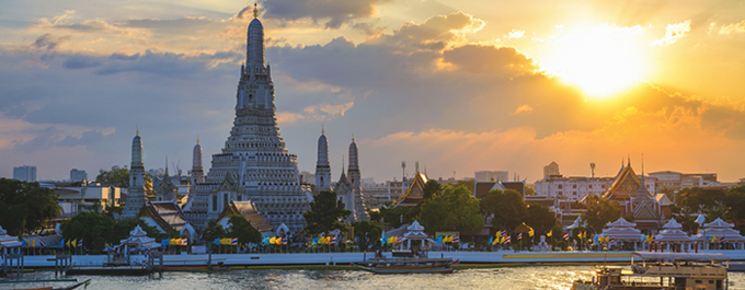 Top Five Free Things to do in Bangkok