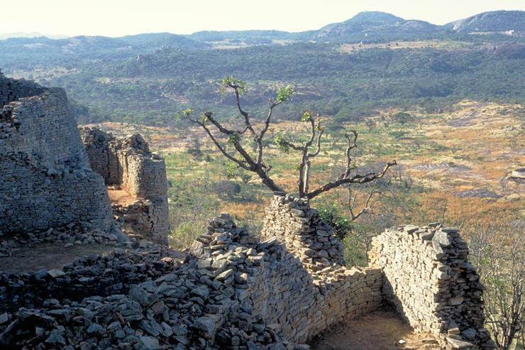 Great Zimbabwe Ruins, Zimbabwe
