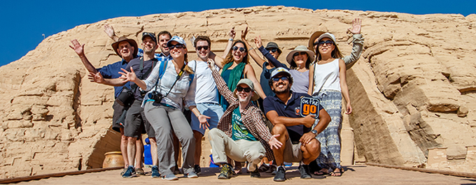 An Interview With Our Best-Loved Egypt Tour Guide