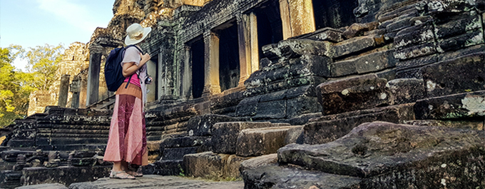 Five Great Reasons to Travel Solo in Cambodia