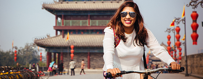 Six Great Tips for Travelling Alone in China