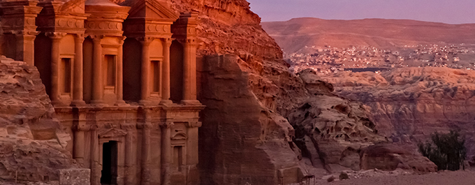 Petra by Day, Petra by Night…