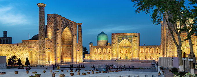 10 reasons why you should get to Central Asia