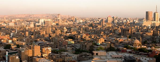 Exploring the backstreets of Cairo