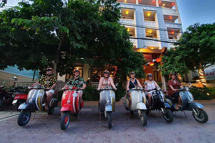 Vespa, Vietnam