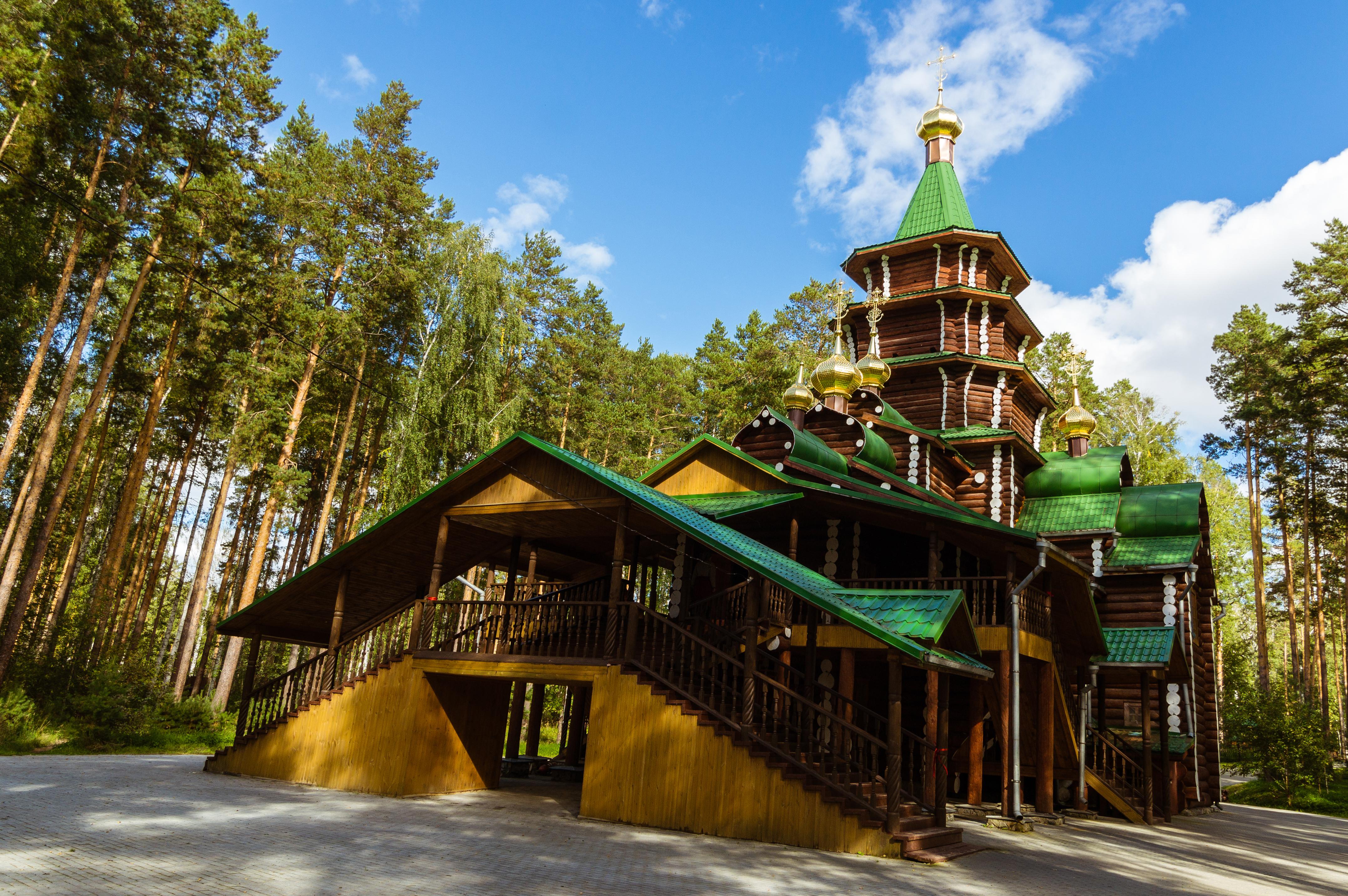Ganina monastery