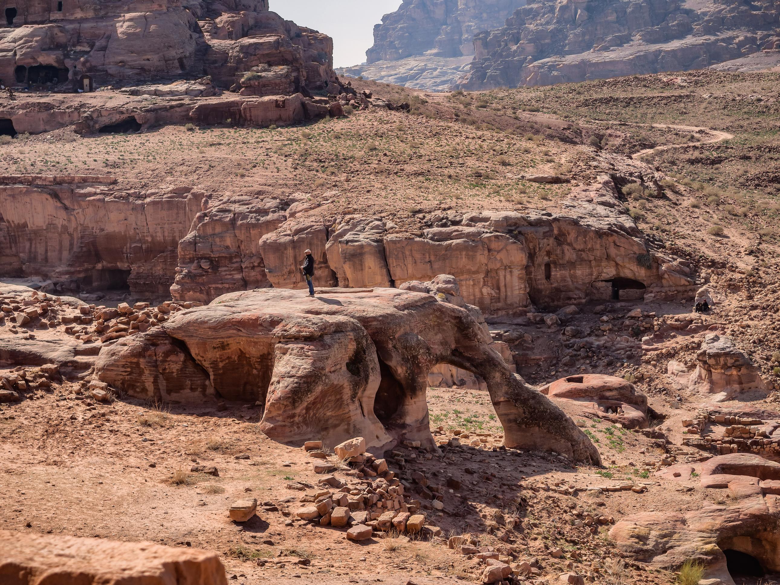 Explore the magical lost city of Petra