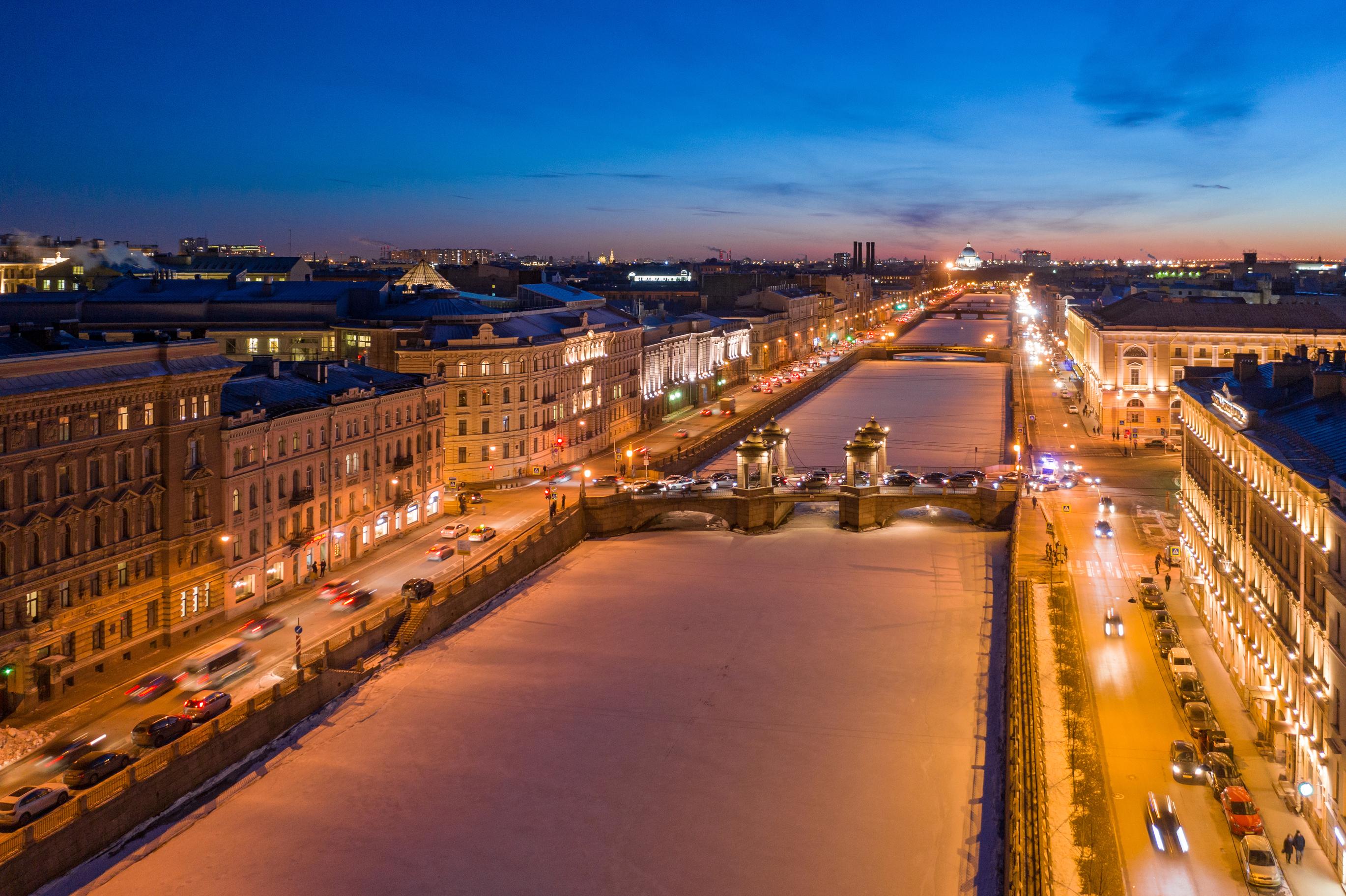 Stunning St Petersburg