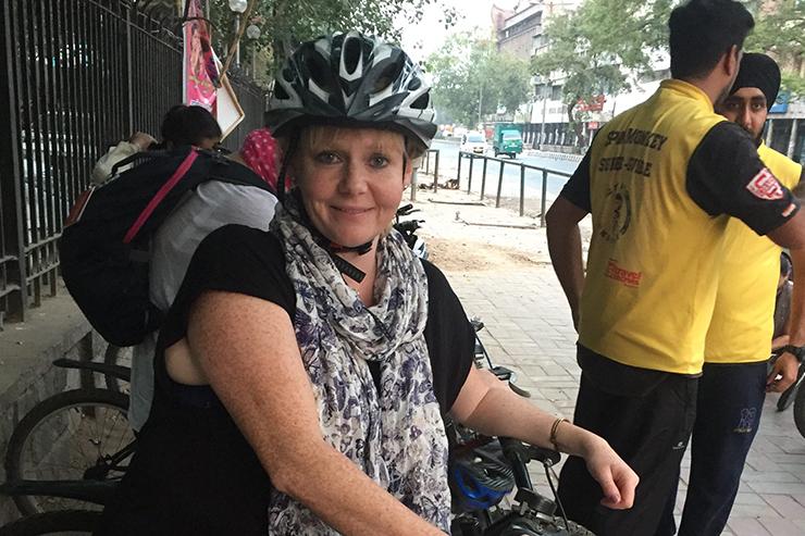 Backstreets of Delhi by Bike (3 minute read)