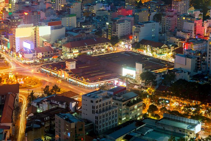 Ben Thanh Market - Ho Chi Minh City - Vietnam tours