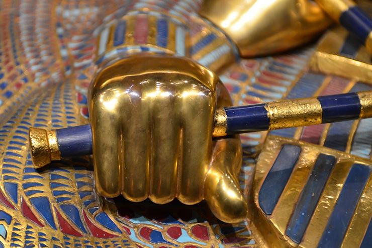 King Tutankhamun sarcophagus - Egypt news