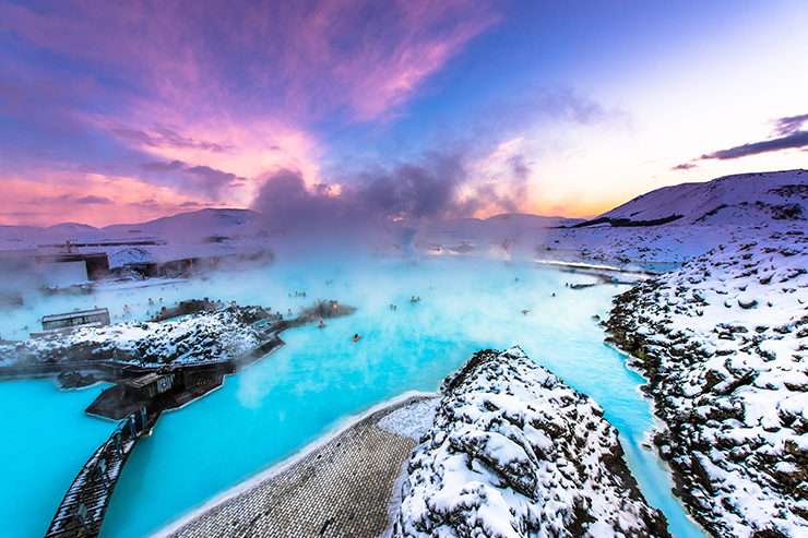 Blue Lagoon, Iceland - Valentine's ideas