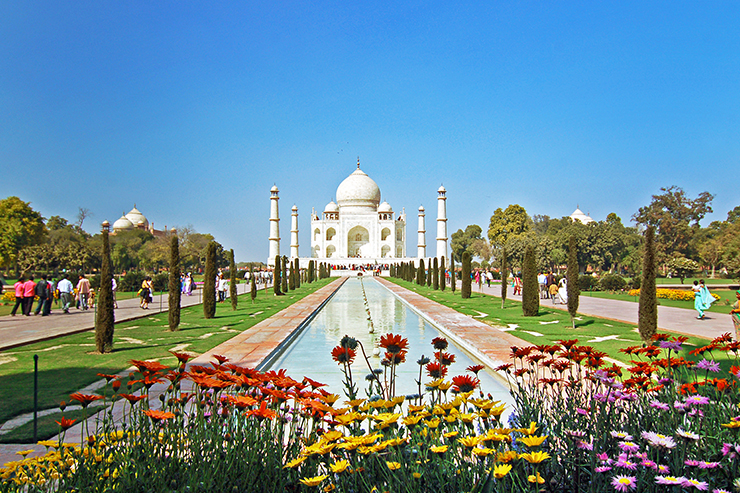 Taj Mahal, Agra, India - Valentine's ideas