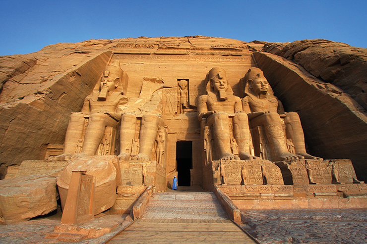 Abu Simbel - best places to visit in the world
