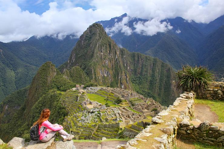 Machu Picchu - best places to visit in Peru