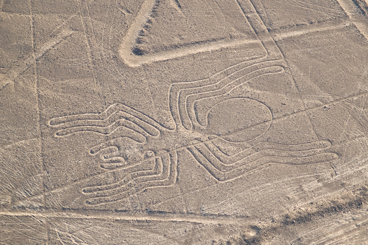 Nazca Lines - best places to visit in Peru