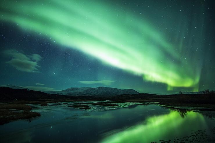 Northern Lights, Iceland - when will international travel resume