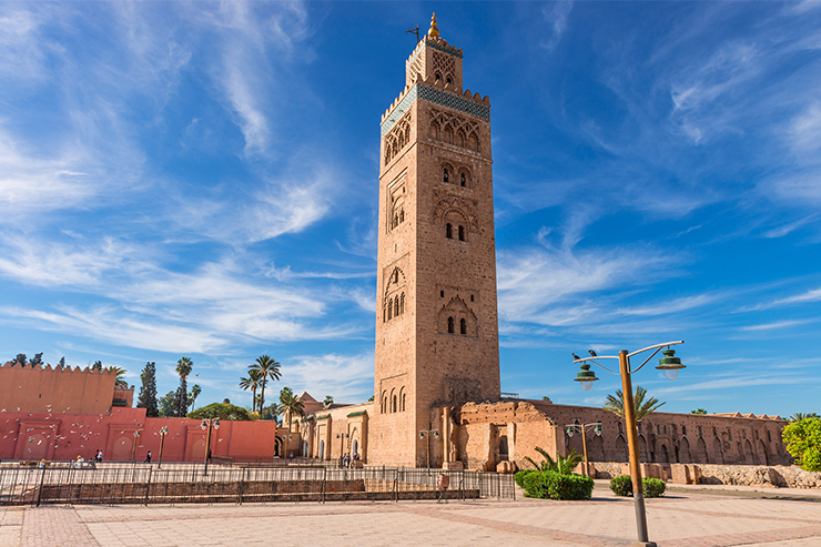 Koutoubia Mosque - facts about Marrakech