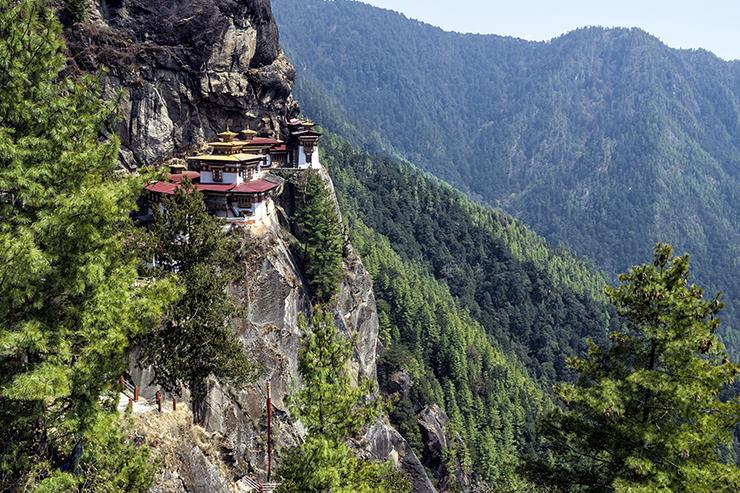 Tu viện Tiger's Nest, Bhutan