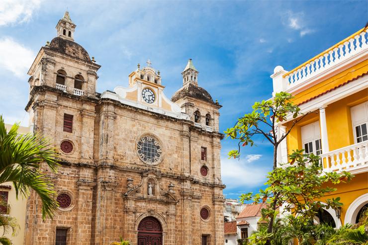 Cartagena is a popular Easter holiday destination