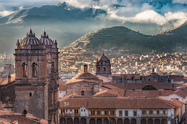 Cusco, Peru is the perfect destination for Easter holidays