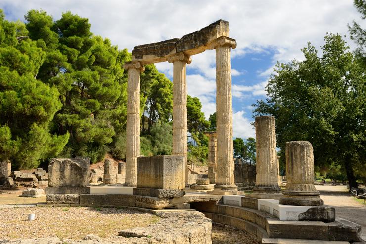 Thế vận hội cổ đại được tổ chức ở Olympia, Hy Lạp - Sự thật về Thế vận hội