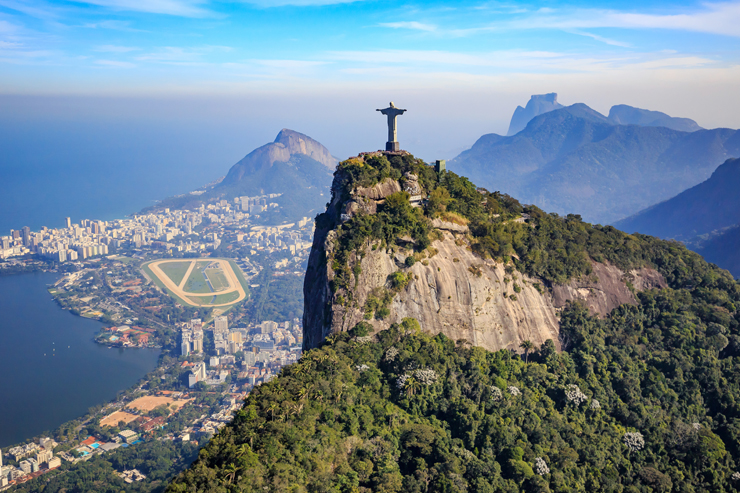 Thế vận hội được tổ chức tại Rio de Janeiro, Brazil vào năm 2016