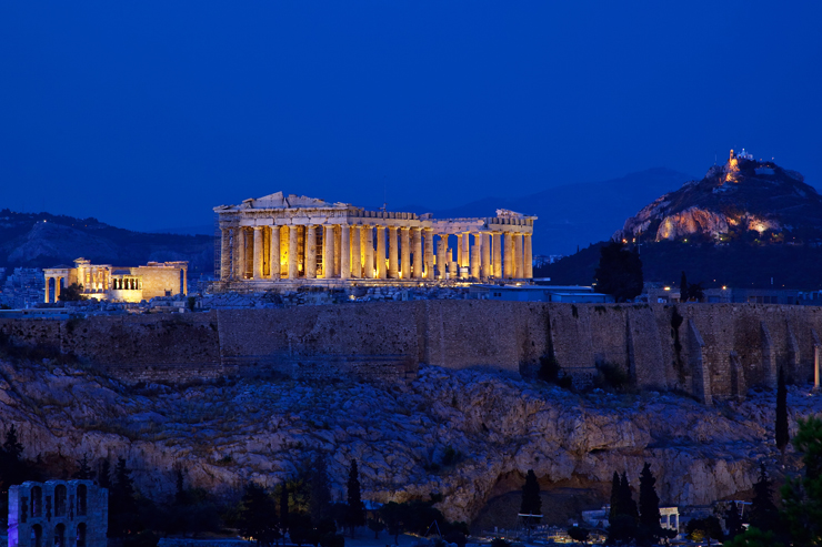 Interesting facts about the Acropolis