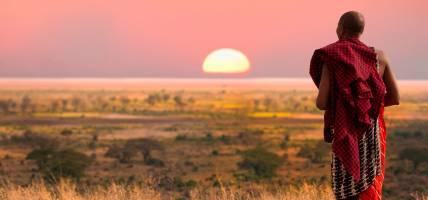 00000-Masai-Warrior-watching-sunset