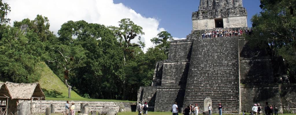 Tikal Guatemala Tikal Ruins | Guatemala