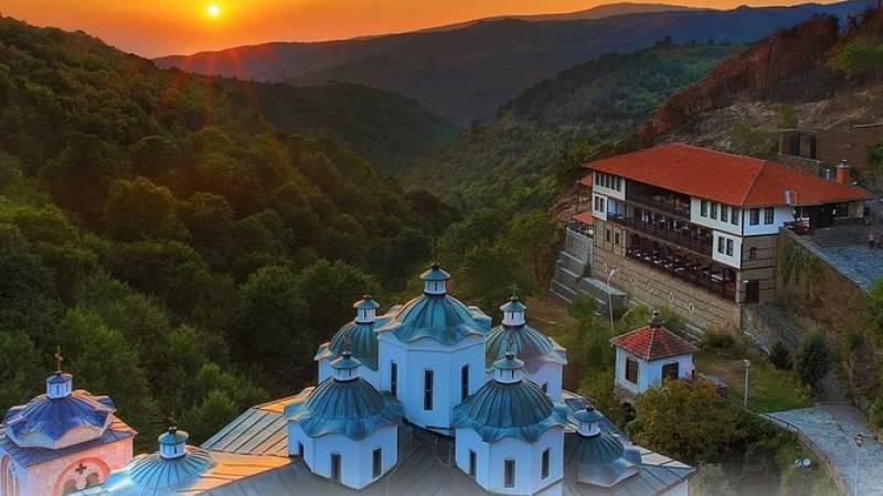 Bulgaria and Macedonia Full-Day Tour from Sofia