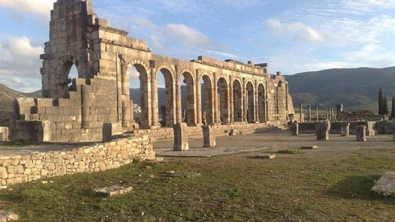 Full-Day Volubilis and Meknes Private Tour from Fez
