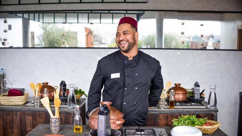 Fez Cooking School Experience