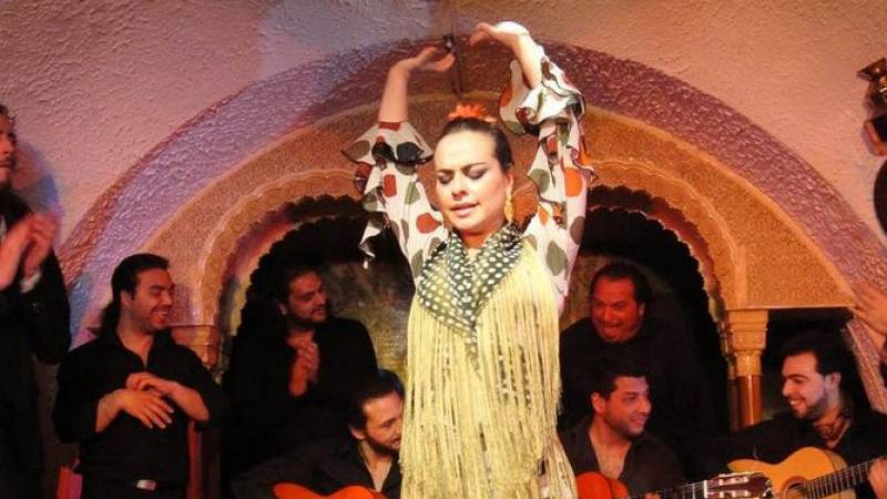 Skip the Line: Flamenco Night at Tablao Cordobes Ticket