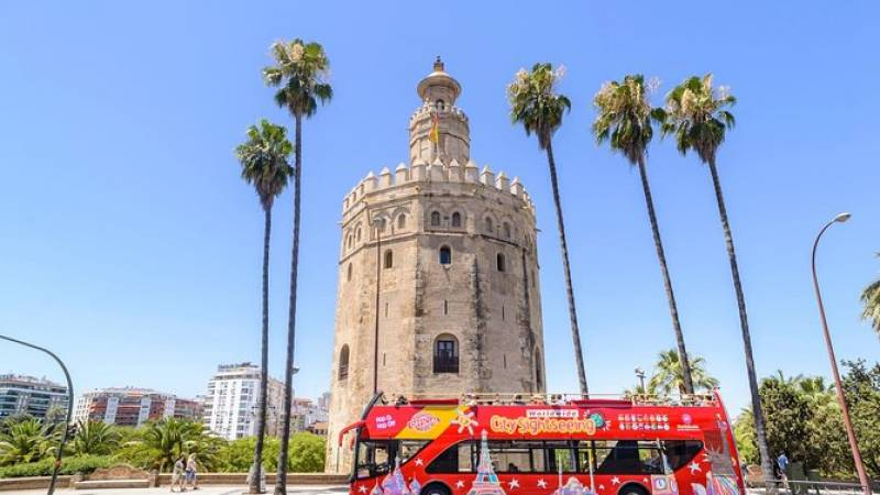 City Sightseeing Seville Hop-On Hop-Off Bus Tour