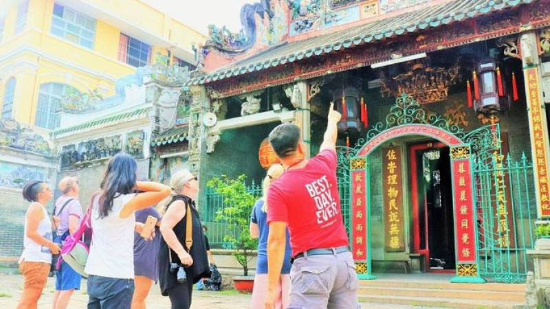 Lonely Planet Experiences: Ho Chi Minh City Highlights Small-Group Insider Tour