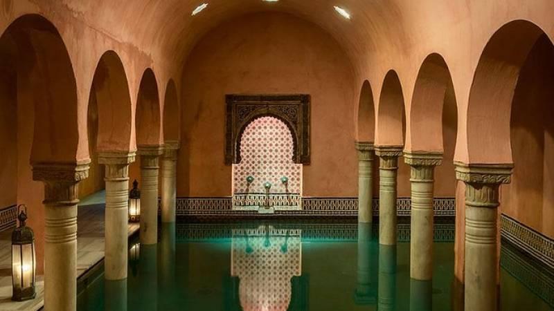 Arabian Baths Experience at Granada's Hammam Al Ándalus