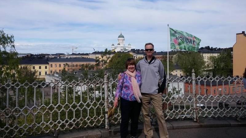 Happy Helsinki Walking Tour